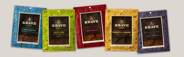 Krave Flavors